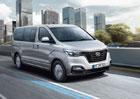 Hyundai H-1 Nový design a komfortní výbava pro Hyundai H-1