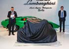 Lamborghini šokuje novinkou v nabídce. Jezdí na elektřinu!