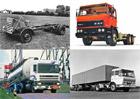 Prohlédněte si klasická nákladní vozidla značky DAF ve velké galerii!