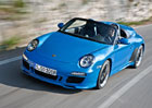 Porsche připravuje Speedster s technikou 911 GT3. Prohlédněte si všechny jeho předchůdce