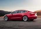 Tesla Model 3 je nejbezpečnějším automobilem na světě. Alespoň podle amerických crash testů