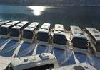 Scania dodává autobusy za severní polární kruh
