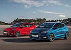 Ford Fiesta ST přichází na český trh: Který je nejzajímavější prvek příplatkové výbavy?