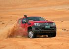 Vyzkoušeli jsme nejsilnější Volkswagen Amarok: Jak si poradil s ománskou pouští?