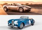 Aston Martin slaví 70 let své nejslavnější řady. Připomeňte si předchůdce DB11