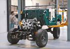Podívejte se, jak u FJ Company renovují terénní klasiky značky Toyota