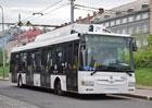 Trolejbus Škoda – SOR 30 Tr je testován v ulicích Prahy