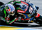 Motocyklová VC Francie 2018: V MotoGP nejrychlejší domácí Zarco, Crutchlow v nemocnici