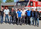 Hvězdy rallye Dakar Vladimír Čagin a Eduard Nikolajev navštívili automobilku Tatra