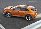 DS 3 Crossback: Elektrické SUV se představí v Paříži