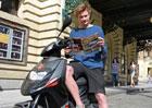 Herec Tomáš Měcháček: Sympaťák z reklamy na banku miluje klasiku