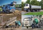Prohlédněte si aktuální nabídku značky Tatra pro stavebnictví ve velké galerii