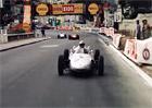 Připomeňte si šedesátá léta F1 úžasnými dobovými záběry z Monaka. Vznikly trochu paradoxně