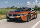 K Jadranu za novým BMW i8 Roadster a brutálně rychlou M5