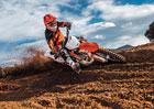 KTM odhaluje kompletní řadu motokrosových strojů pro modelový rok 2019