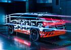Audi e-tron nabídne propracovanou aerodynamiku. Místo zrcátek bude mít kamery!