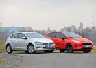 Ford Fiesta 1.0 EcoBoost vs. Volkswagen Polo 1.0 TSI – Kapesní bundesliga