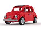 Začne Lego prodávat propracovaný Fiat 500? O jeho osudu můžete rozhodnout i vy