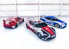 Toyota zve na 24 hodin Le Mans prostřednictvím GT86 v barvách továrních speciálů