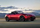 Mazda modernizuje MX-5. Dostala silnější 2.0 Skyactiv-G a podélně nastavitelný volant