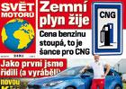 Svět motorů 25/2018: Zemní plyn žije