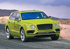 Bentley chce s touto Bentaygou zaútočit na Pikes Peak na rekord