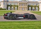 Autonomní Robocar pojede závod do vrchu během Goodwood Festival of Speed