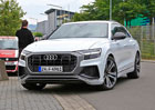Audi SQ8 testuje na Nürburgringu se štítkem TDI. Klame tělem?