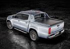 Mercedes-Benz nevylučuje V8 pro pick-up třídy X