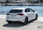 Mercedes třídy A dostane dva plug-in hybridy, čistý elektromobil v plánu není