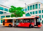 VDL Citea LLE-127 Medibus je autobus proměněný v lékařské pracoviště
