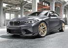 BMW M Performance Parts Concept: Více svalů, méně váhy!