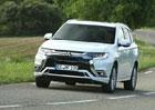 Jízdní dojmy s Mitsubishi Outlander PHEV: Co se změnilo s faceliftem?