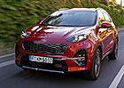 První jízda s novou Kiou Sportage: Pořád příjemné SUV