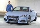 Audi TT se dočkalo faceliftu, limitovaná edice oslavuje 20 let
