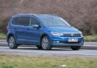 Volkswagen Touran 2.0 TDI DSG na konci dlouhodobého testu. Dobrý společník s několika mouchami