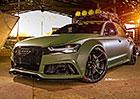 Audi RS 6 Avant od Race!: Postapokalyptický rychlý kombík z jihu Afriky