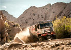 Tatra Trucks a Tatra Buggyra Racing Team budou i nadále spolupracovat