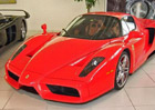 Na prodej je Ferrari samotného Michaela Schumachera s prvky, které jinde nedostanete