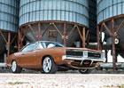 Dodge Charger z roku 1969 jako naleštěný klasik jen vypadá