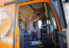 Mercedes-Benz TopFit Set: Posilovna v kabině a její využití v praxi