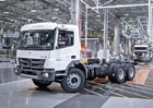 Mercedes-Benz v Brazílii: Hypermoderna