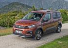 Peugeot Rifter odhaluje české ceny. Nástupce Partneru nabízí dvě velikosti