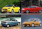 Končící Fiat Punto vznikl v mnoha verzích, na které se zapomnělo. Připomeňte si je