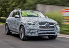 Mercedes se chystá na premiéru nového GLE. Vyroste a opět dostane verzi kupé