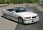 Za volantem BMW M3 Cabrio E36: Limitka, navíc v americké verzi