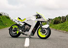 """Yamaha XSR 700 """"The Outrun"""" se vrací zpátky do budoucnosti"""