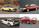Motor Ferrari můžete mít i ve vozech značek ASA, Fiat a Lancia. Prohlédněte si je v galerii!