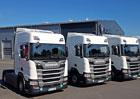 Scania dodala nové tahače R 410 pro přepravní společnost ZDAR a.s.