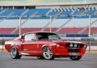 Shelby Mustang GT500CR od Classic Recreations míří na Monterey Car Week